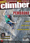 Climber magazine on sale 9th June - July issue #1, 5 kb