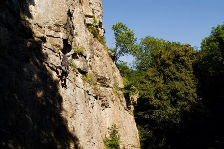 [Mark leading the first pitch of Great Western at Chudleigh, 3 kb]
