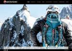 www.montane.co.uk homepage, 5 kb
