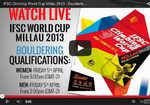 Millau World Cup, 6 kb
