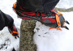 Millet Charpoua Gore-Tex Boots with Crampons, 4 kb