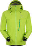 Alpha FL Jacket, Mantis Green, 3 kb