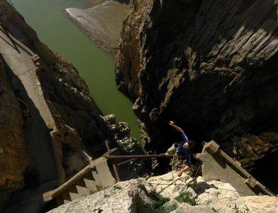 Mind the Gap - the Camino del Rey at El Chorro
