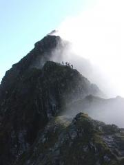 Anoach Eagach Ridge Oct 2008