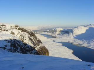 Ardverikie Wall, Winter