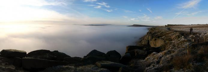 Stanage cloud inversion