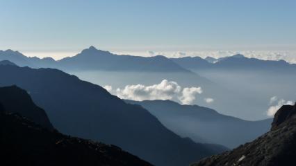 view into tibet