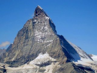 Matterhorn - hornli ridge and east face