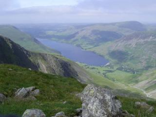 Wasdale from Hollow Stones