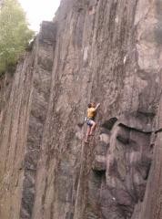 Need a Re-eeewind 1st ascent @ The Brand
