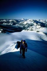 South West Ridge - Mt Aspiring - NZ