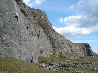 Terry high on Borderline (Trevor Rocks)