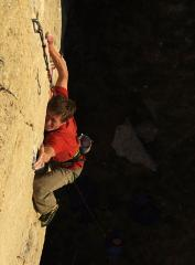 Andy Schofield on Zinc Oxide Mountain