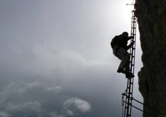 The Ladder Climb