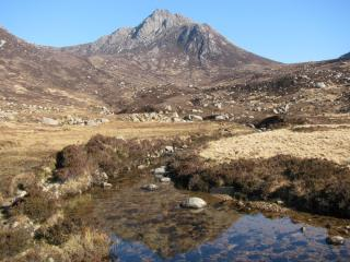 Cir Mhor from Glen Rosa