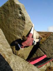 Mick Lovatt on Mothership Reconnection, Thorn Crag
