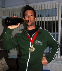 Drew Haigh - World Record Champion