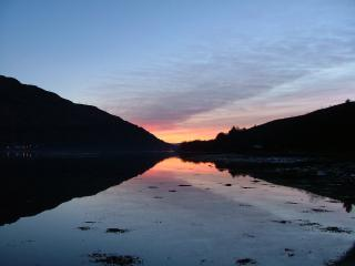 Loch Long Sunset