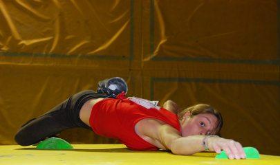 Cliffhanger 2009. Womens Final