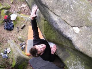 James Oswald at Gardoms North