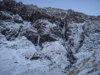 elliots downfall and no.6 gully