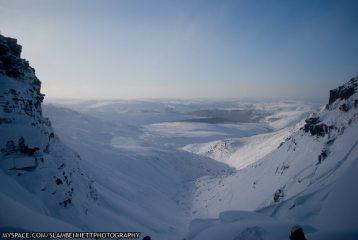 Winter Peak District