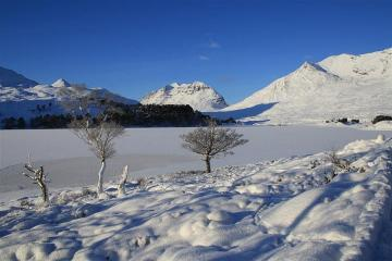 January morning - Liathach