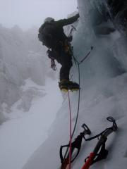 great ice in an atmospheric situation