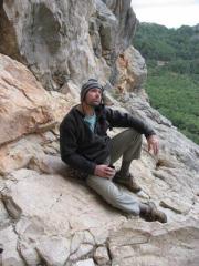 A cold day in the Poema de Roca cave