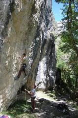 Premier Post: 20% off climbing in the Ariege + free guide book