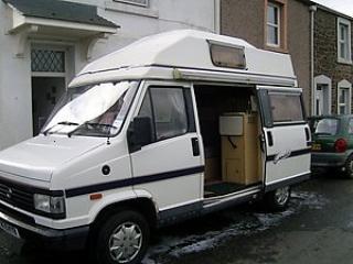 Premier Post: FS: Talbot Express camper 2 + 2 berth VGC FSH