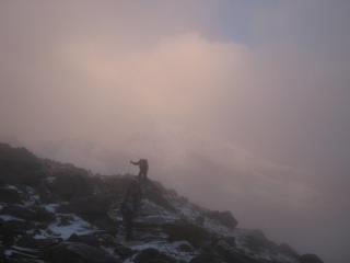 A Snowdon Dawn