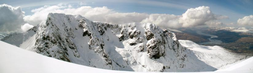 North Face of Ben Nevis