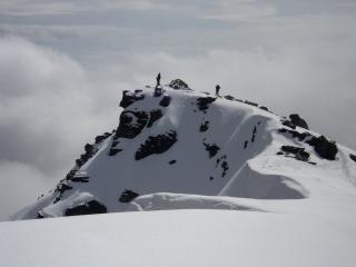 Summit of Ben Lui.