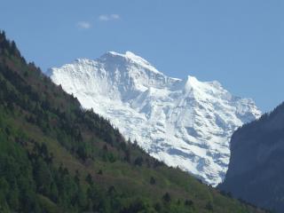 Jungfrau today.