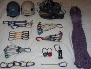 Premier Post: Climbing Equipment