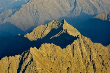 PUNTA DELL'ARGENTERA 3297 m (ITALY) N 44 12 34 E 07 17 15 (taken at 3544 m )