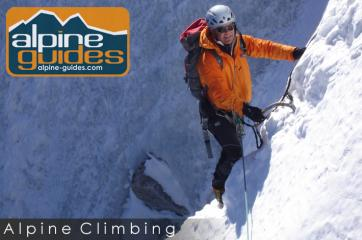 Premier Post: Alpine Climbing Courses - with Alpine Guides Ltd