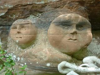 The Faces at Armathwaite
