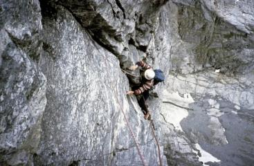 Swedish Route, Troll Wall, Norway