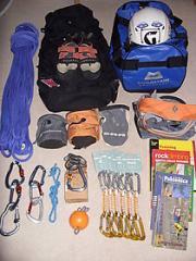 Premier Post: Climbing equipment sale/swap