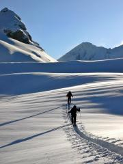 On the West Oberland Haute route