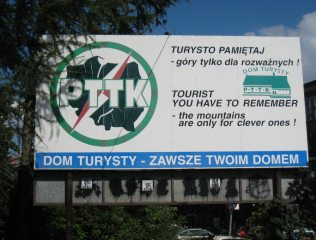 Polish climbing. Only for clever people!