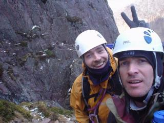 The Owens Brothers on The Buachaille