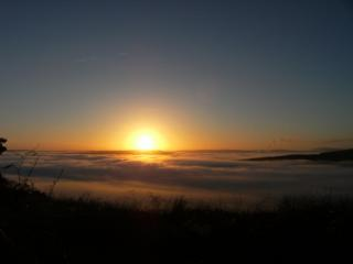 Sunset from Stanage(I)