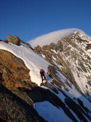 La Grivola ENE ridge