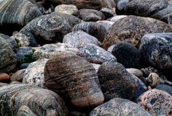 Pebbles (!) on Dalmore Beach, Isle of Lewis
