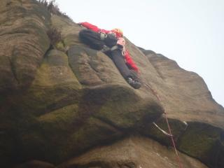 Safety Net (E1 5b), The Roaches