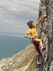 Ben on 'Do Ixtlan' on an amazing summers day