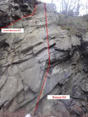Doorjamb Slab - Right - Newtyle Quary